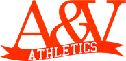 A&V Athletics | Bourse sportive aux Etats-Unis. Logo